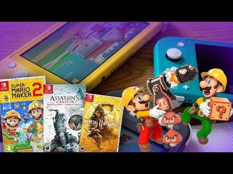 Подборка игр для Nintendo Switch #4