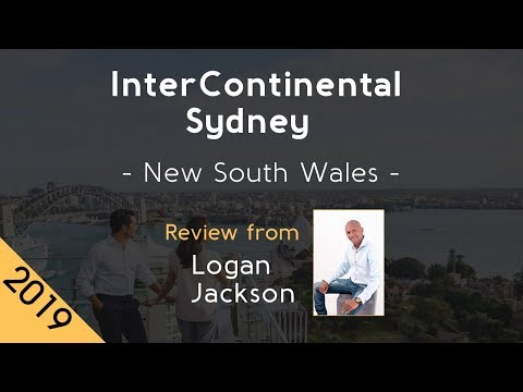 InterContinental Sydney 5⭐ Review 2019