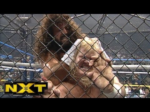 The Unforgettable Legacy Of WarGames: WWE NXT. Nov. 8, 2017`