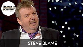 Steve Blame über Margaret Thatcher und Stevie Wonder | Die Harald Schmidt Show (SKY)