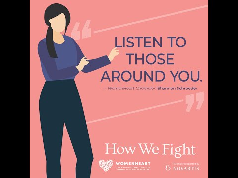How do I know if my heart failure symptoms are worsening? – Shannon #HowWeFight