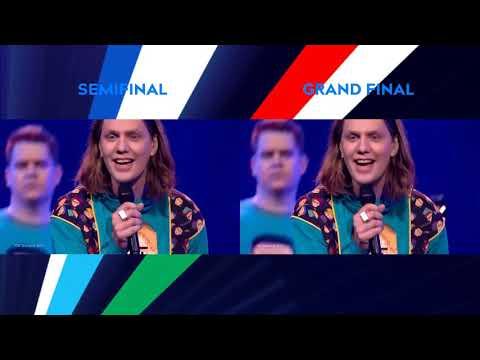 Daði og Gagnamagnið - 10 Years - LIVE - Iceland ?? - Semifinal vs Grand Final - Eurovision 2021