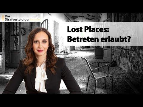 Lost Places legal betreten? (Ist das möglich?) | Dr. Arabell