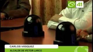 Instalarán 9 cámaras de video en calles de Victor Larco - Trujillo