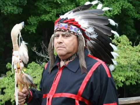 I'm Coharie by the Powwow Poet