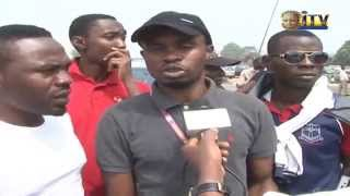 Protest By Staff And Students Of Uniben Over Demolished Property Widens