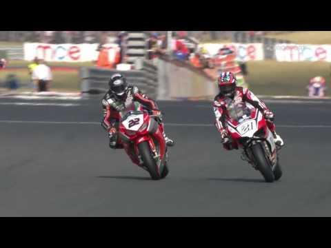 2017 MCE Insurance British Superbike Championship - R5 Snetterton, Race 2