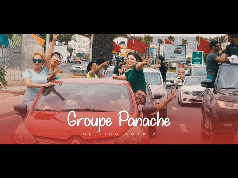 GROUPE PANACHE - MEETING AGADIR 2017