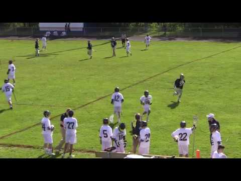 CLARKSTON LACROSSE JV: Game vs Detroit Country Day 5-16-17