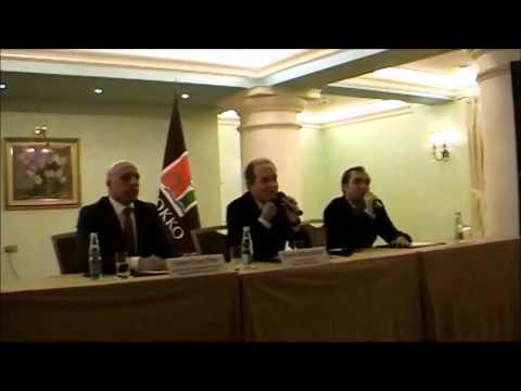 Пресс-конференция  Офиса по туризму Марокко  16.03.2016