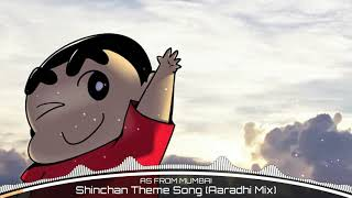 Download Shinchan Theme Song (Aaradhi Mix)  DJ AS From Mumbai || DJ's OF MUMBAI ||