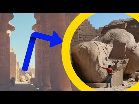 Louxor Et Plus Grande Statue De Toute L'Égypte?!
