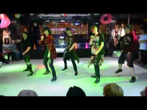 BTS (방탄소년단 ) - The rise of BangTan (진격의 방탄) dance cover by О.К