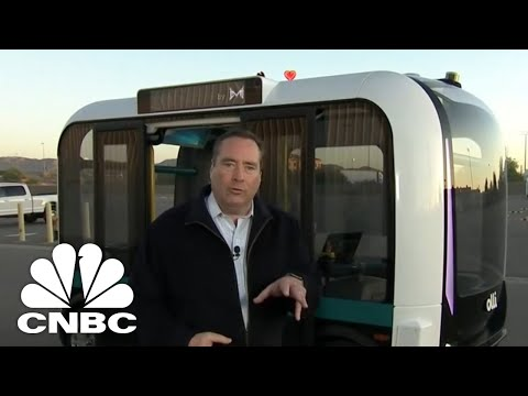 Chandler, Arizona Becomes Hub For Self-Driving Cars | CNBC