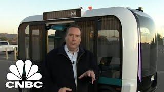 Chandler, Arizona Becomes Hub For Self-Driving Cars | CNBC