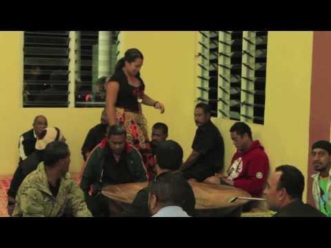How To: Be a Tongan Tou'a