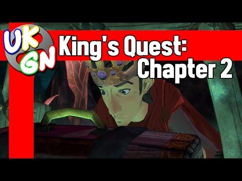 Kings Quest: Chapter 2 - All Achievements / Trophies Walkthrough