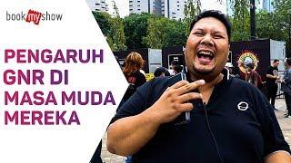 Download Video Pengaruh GNR Di Masa Muda Mereka - BookMyShow Indonesia MP3 3GP MP4