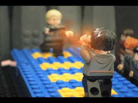 Lego Harry Potter Duelling Club