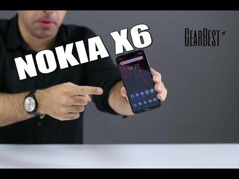 New Nokia X6 Smartphone - GearBest