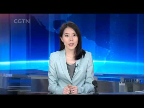 Kosuke Takahashi appears on CGTN (China Global Television Ne