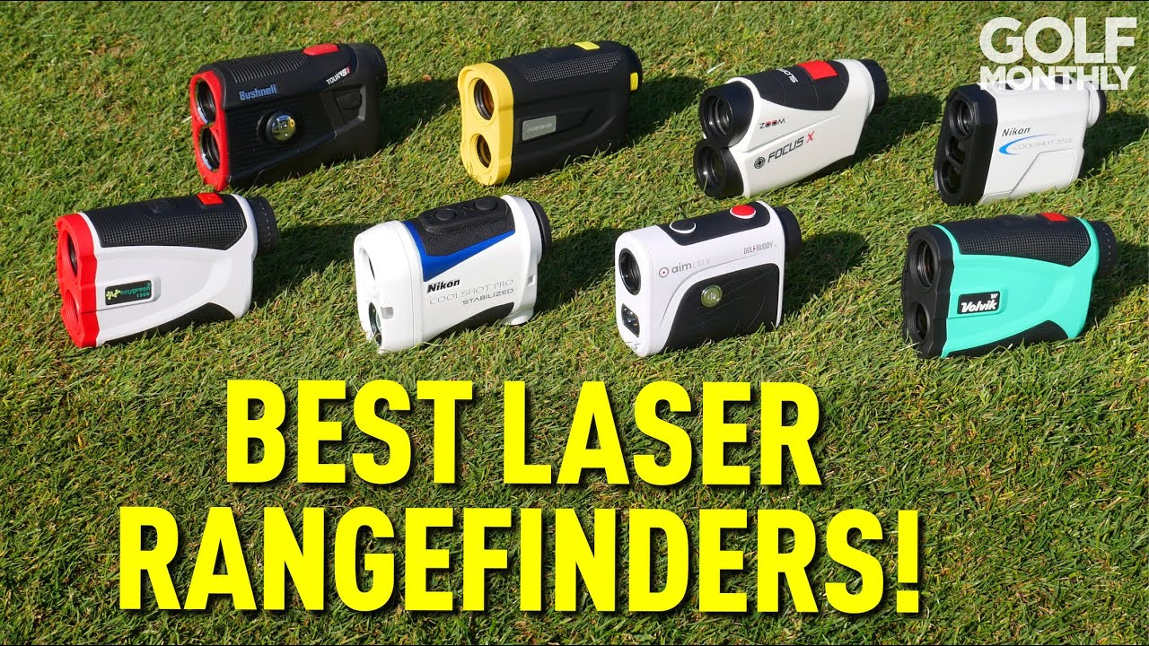 BEST LASER RANGEFINDERS 2020 - SEE OUR TOP PICKS!