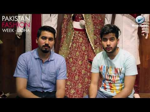 Designer dairies Pakistan Fashion week Doha