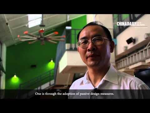 China Daily Asia Video: Hong Kong's first zero carbon building
