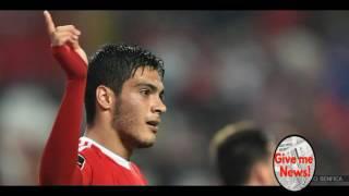 Raúl Jiménez buscaría salir del Benfica a la MLS o China!