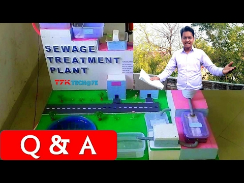 Sewage Treatment Plant Question & Answer