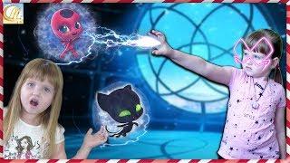Бражник из ЛЕДИБАГ и Супер-Кот в Реальной жизни ХОЧЕТ талисман Маринетт И Адриана!Мерика в ШОКЕ kids