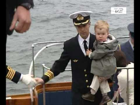 "75th anniversary of Danish Royal yacht ""Dannebrog"" (2007)"