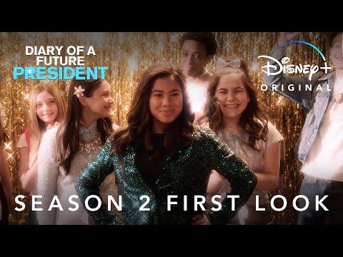 Season 2 First Look   Diary of a Future President   Disney+