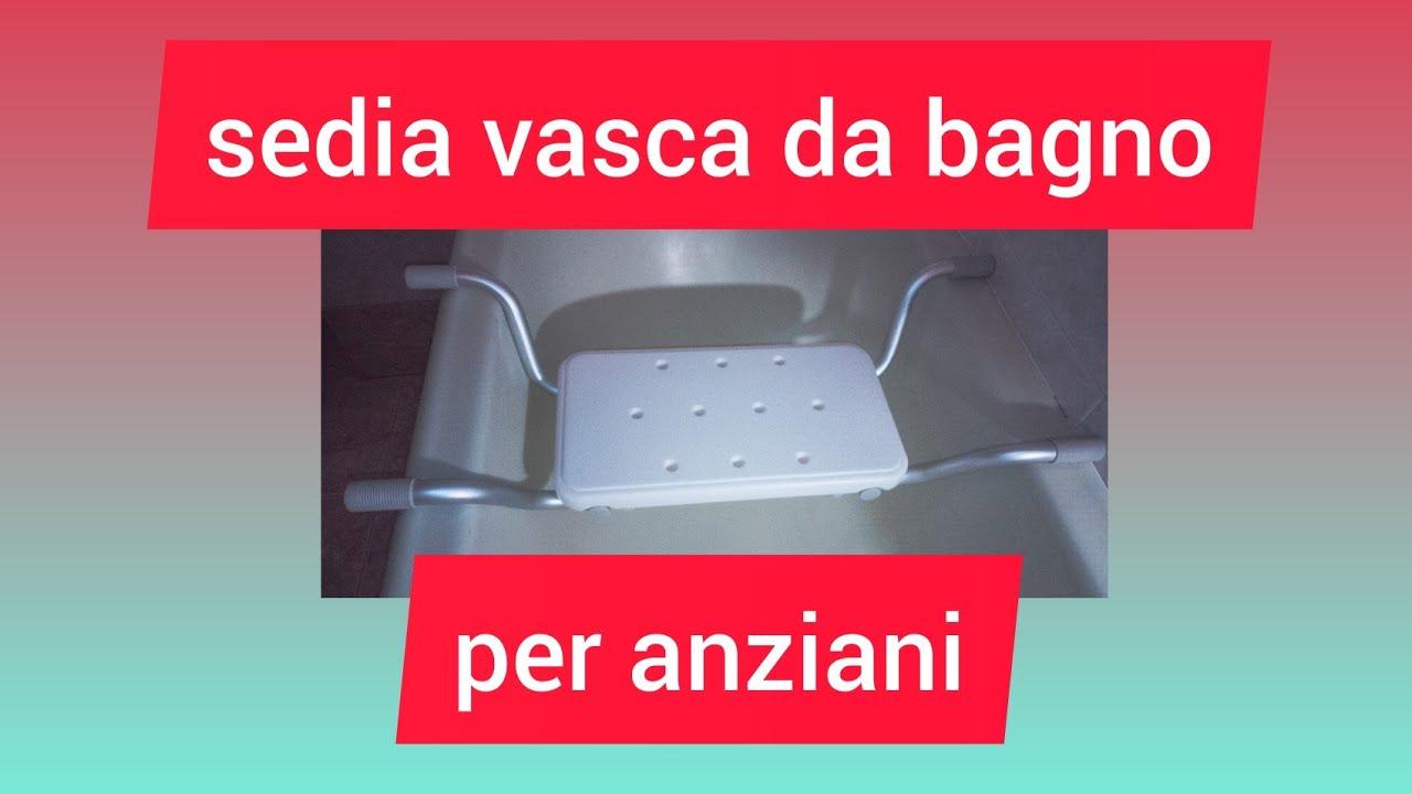 Sedia Vasca Da Bagno Lidl Per Anziani Che Vogliono Godersi La Vecchiaia Senza Espatriare Youtube