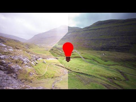 Lightroom tutorial / Landscape ~ Faroe Islands