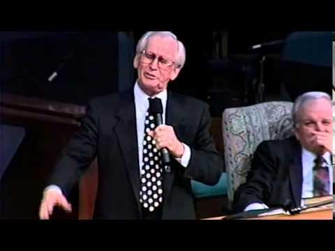 """Anointing And Shekinah"" James Kilgore BOTT 1992"