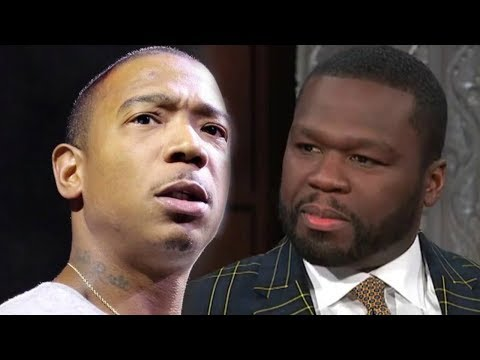 """Ja Rule DISSES 50 cent on twitter after 50 cent claim he """"PUT JA RULE TO BED"""" 2"""