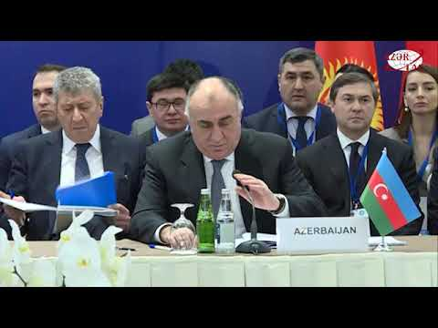 Turkic Council FMs Gather In Baku