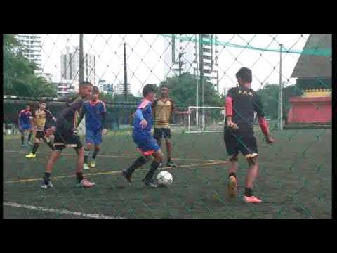 Fábio Kayc - Escolinha Sport club do Recife