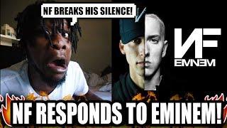 NF Finally Responds To Eminem's The Ringer