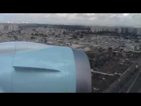 Air Canada - YYZ-TLV - Boeing 787-8 Dreamliner