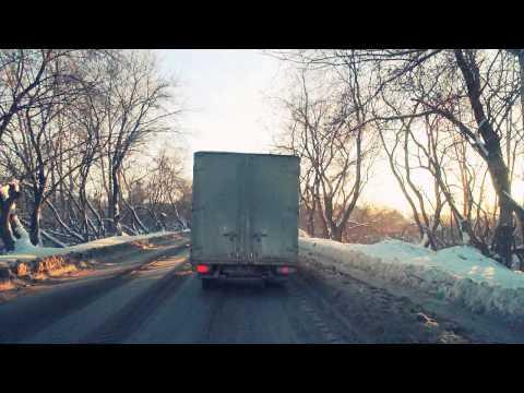 Авто прогулки по Новосибирску за рулем - 30. Сосновый Бор - ул. Дачная