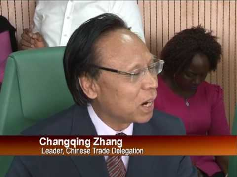 China Investors Visits Nigeria
