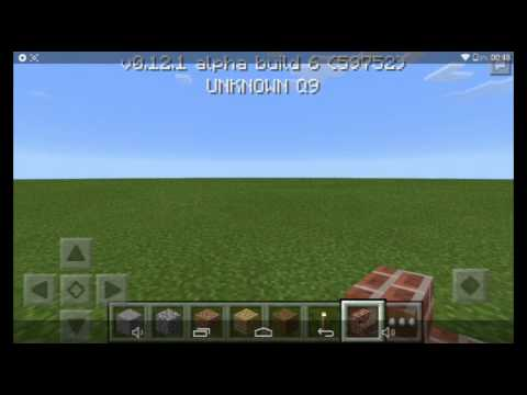 Minecraft Pe V.0.12.1 #1. F5 Mod Alpha Build 6