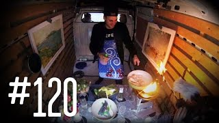 #120: Koken in een Rijdende Bus [OPDRACHT]