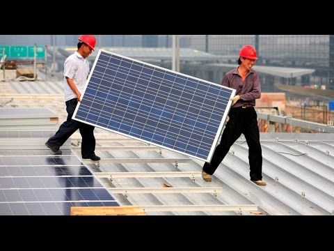 Climate Leader: China Ends Plan for 85 Coal Plants, Investing $361 Billion in Renewables