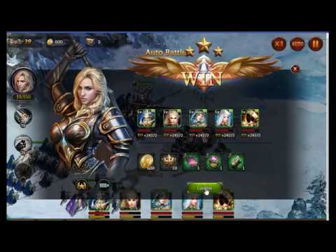 Legend of Kings - King Arthur, Game Guides: some tips in battle