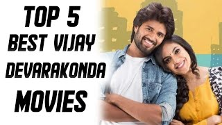 5 BEST VIJAY DEVERAKONDA TAMIL DUBBED MOVIES | KOLLYWOOD TAMIL