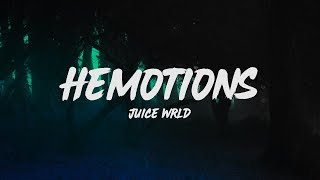 Скачать Juice WRLD HeMotions Lyrics