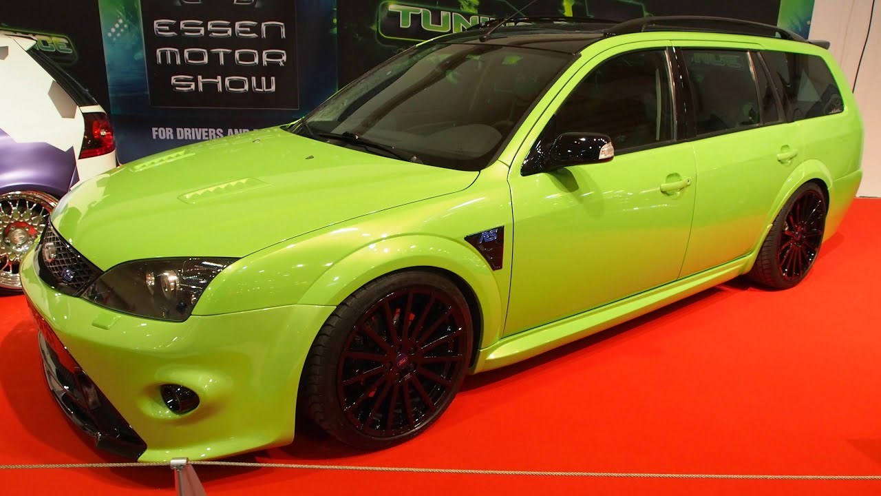 ford mondeo mk3 st220 turnier tuning at essen motorshow. Black Bedroom Furniture Sets. Home Design Ideas